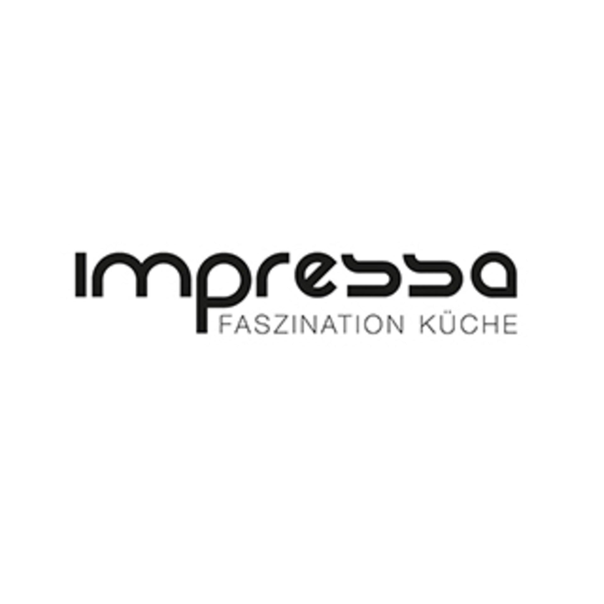 """Logo """"IMPRESSA - Faszination Küche"""""""