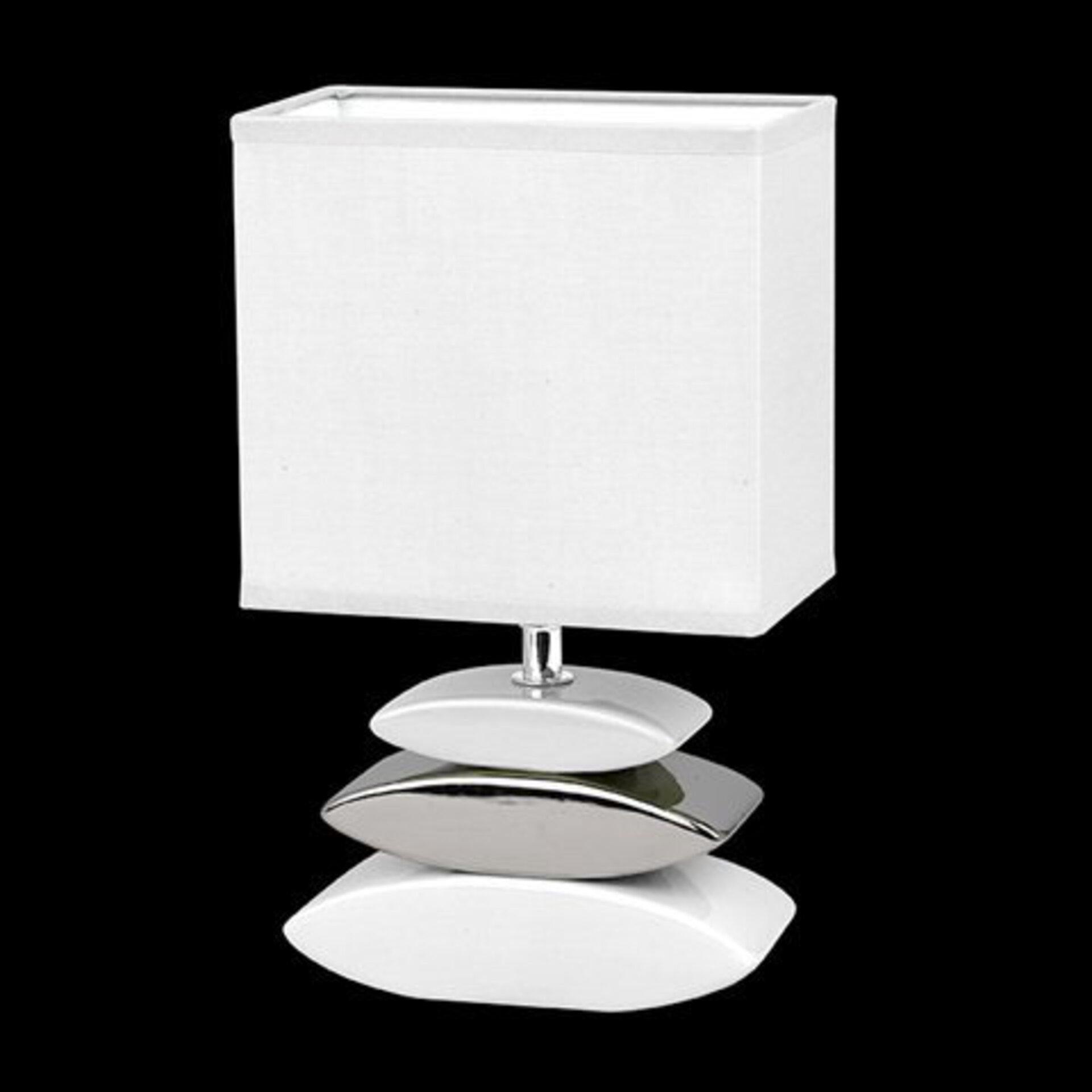 Tischleuchte Liner Fischer-Honsel Keramik 10 x 30 x 17 cm