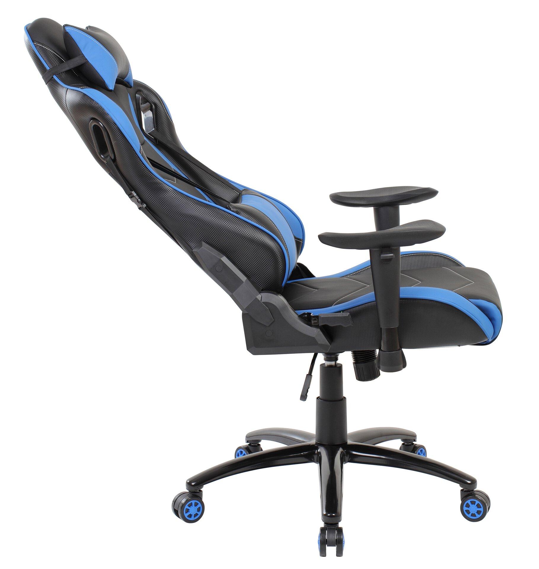 Büro-Drehstuhl CELECT Textil schwarz 76 x 141 x 54 cm