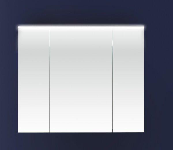 Spiegelschrank Bega-Gruppe Glas, Holzwerkstoff weiß