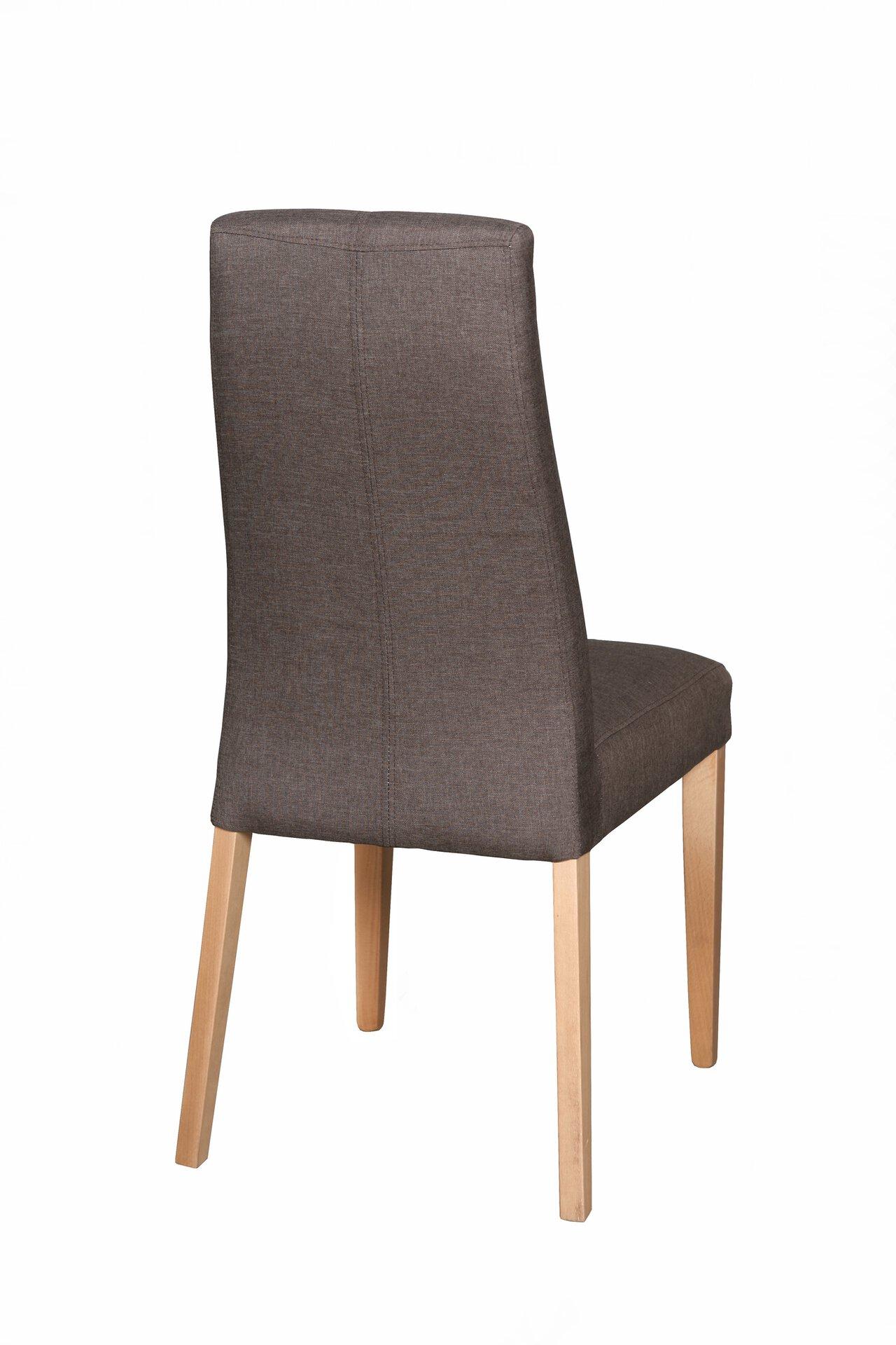 Stuhl TORON Vito Textil mehrfarbig 63 x 101 x 46 cm