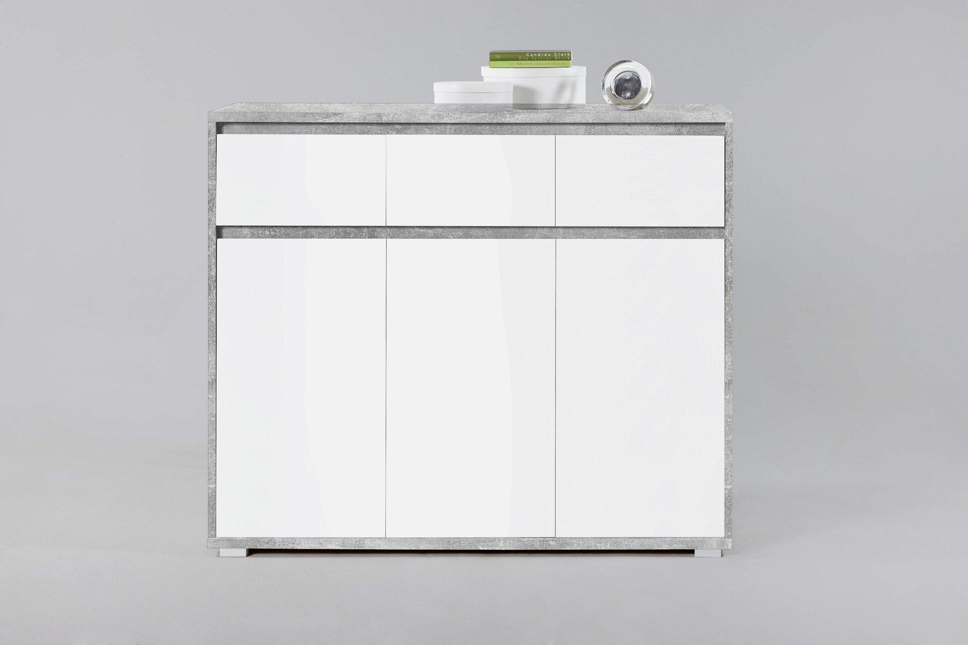 Kommode IKARUS inbuy Holzwerkstoff 48 x 103 x 118 cm