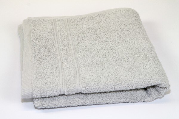Handtuch Porto Casa Nova Textil silber