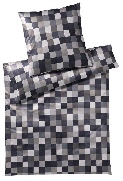 Satin-Bettwäsche Joop!  Textil graphit