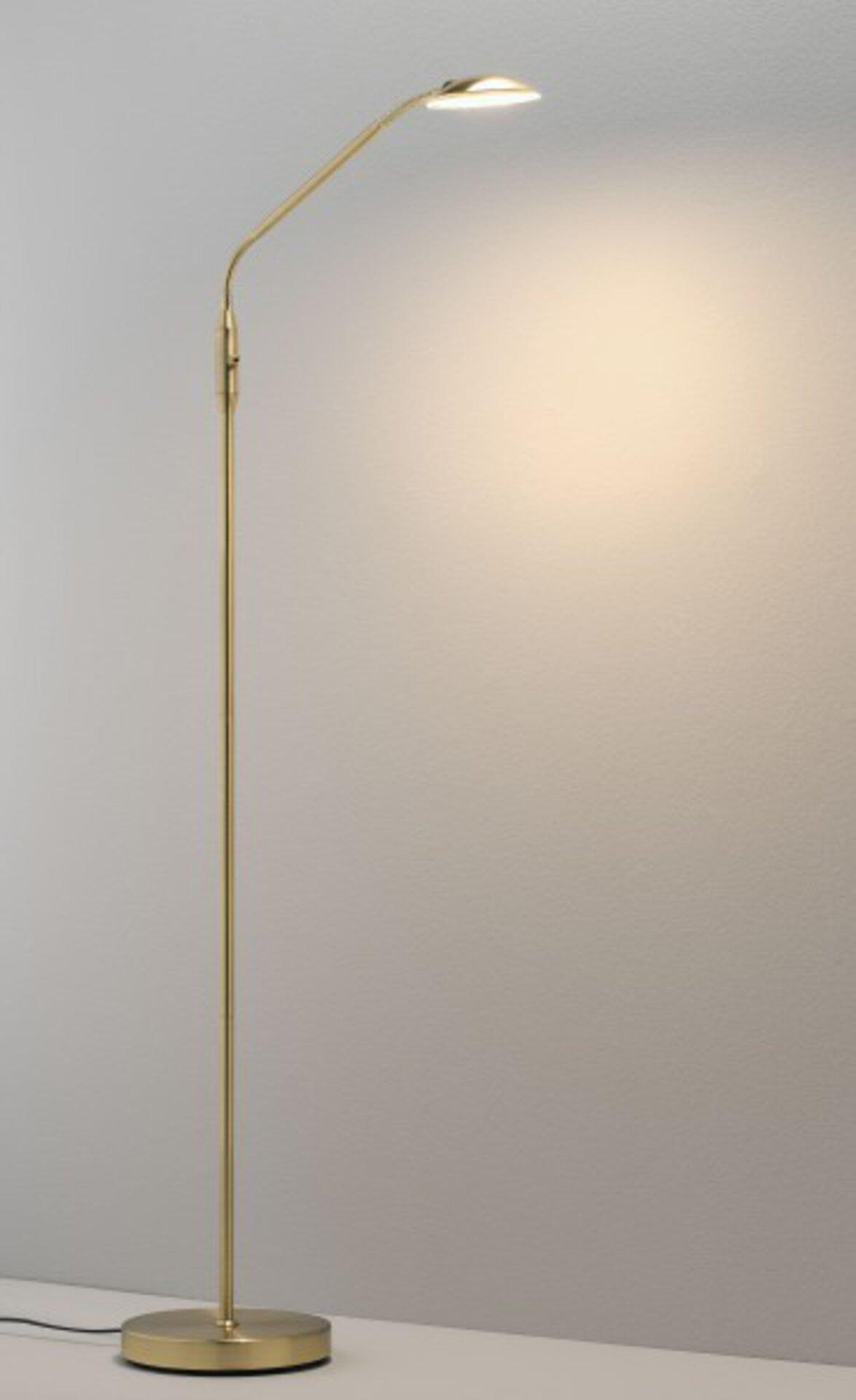 Stehleuchte Pluto Casa Nova Metall 23 x 165 x 23 cm