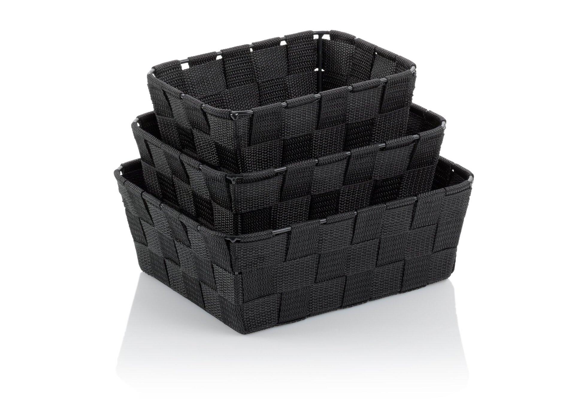 Organisation Alvaro Kela Kunststoff schwarz