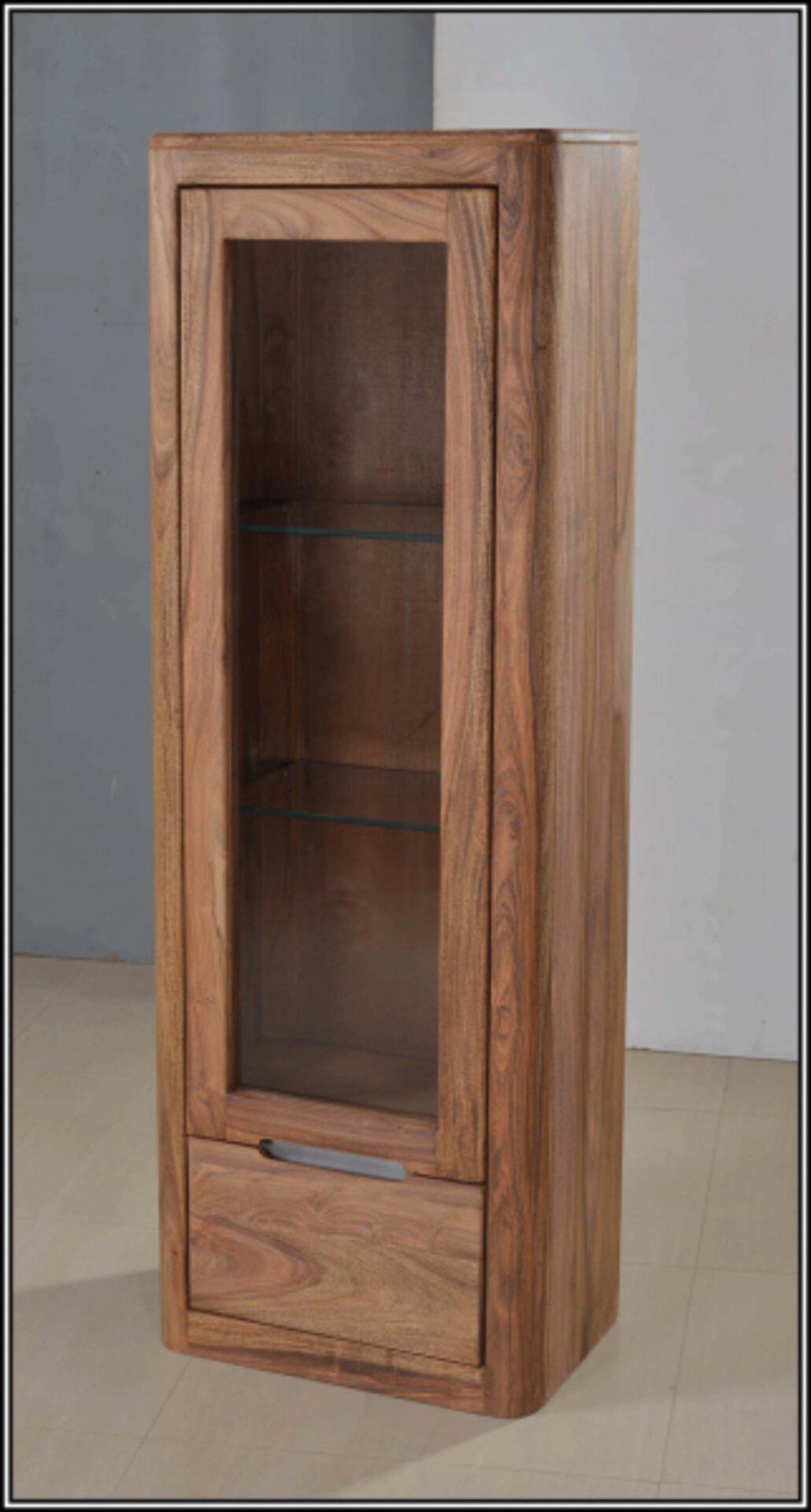 Hängeschrank WZ-0104 CELECT Holz braun 2 x 1 cm