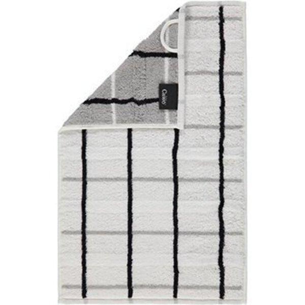 Gästetuch Cawö Textil 67 weiß