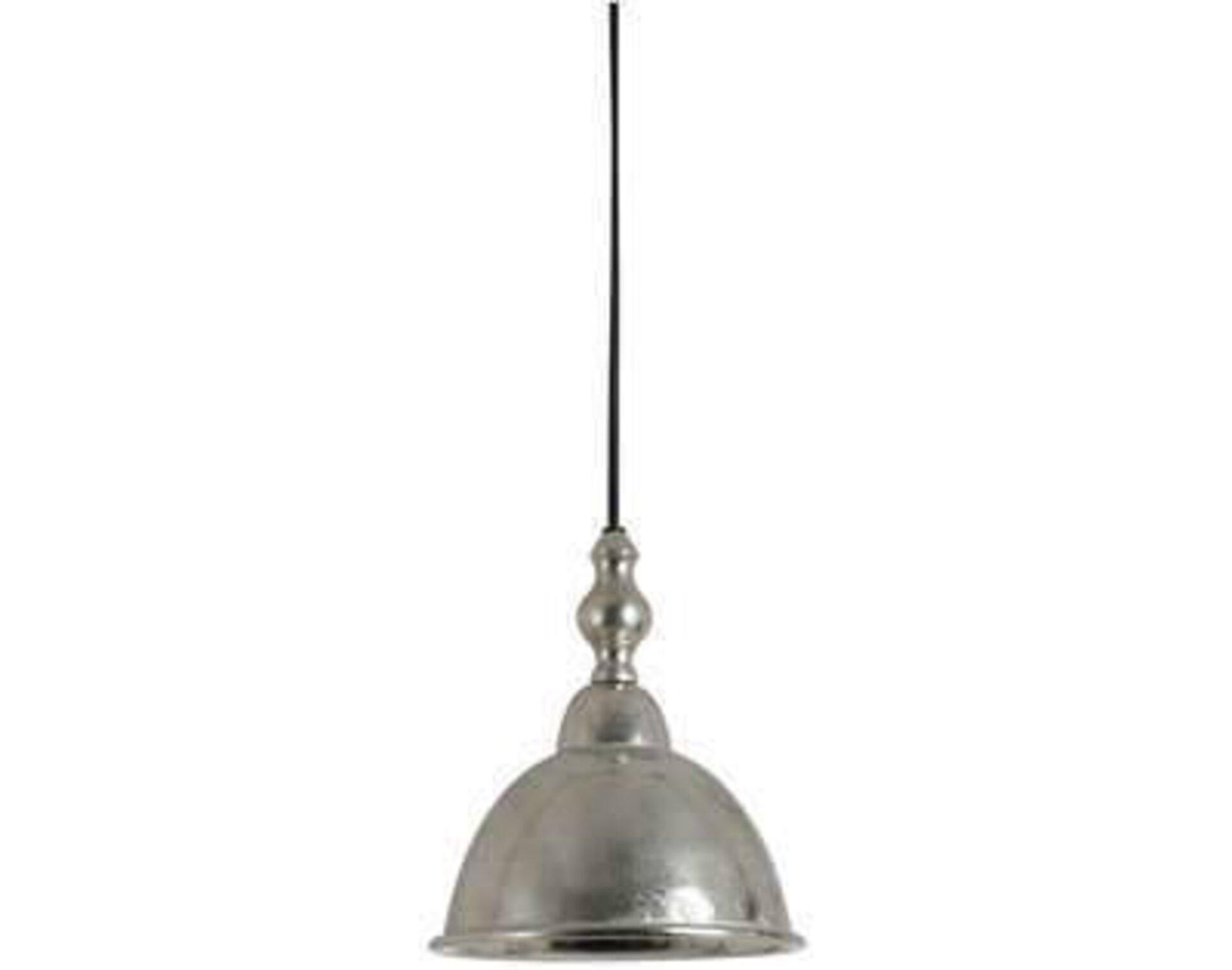 Hängeleuchte AMELIA Light & Living Metall silber 18 x 141 x 21 cm