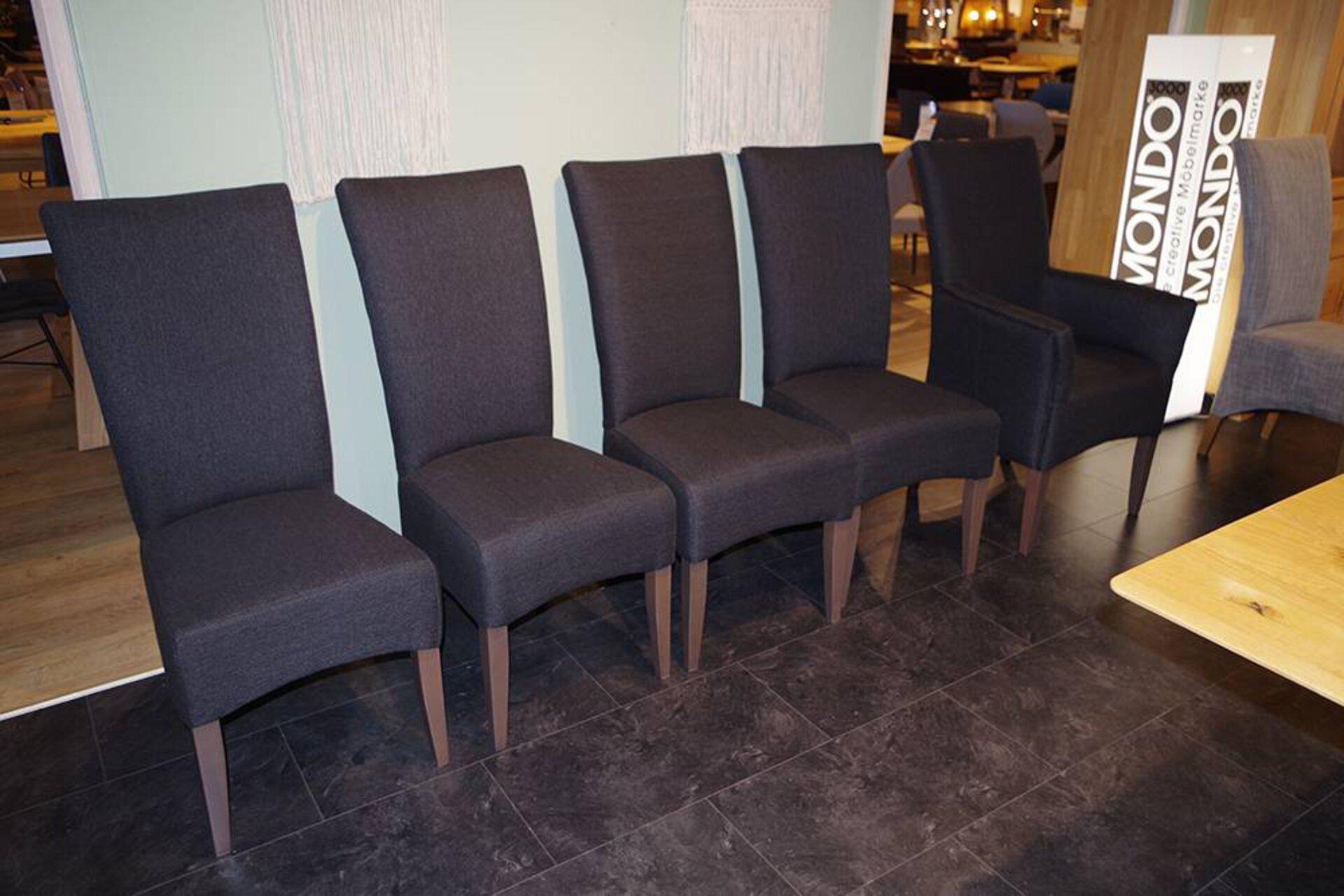 5x Stühle
