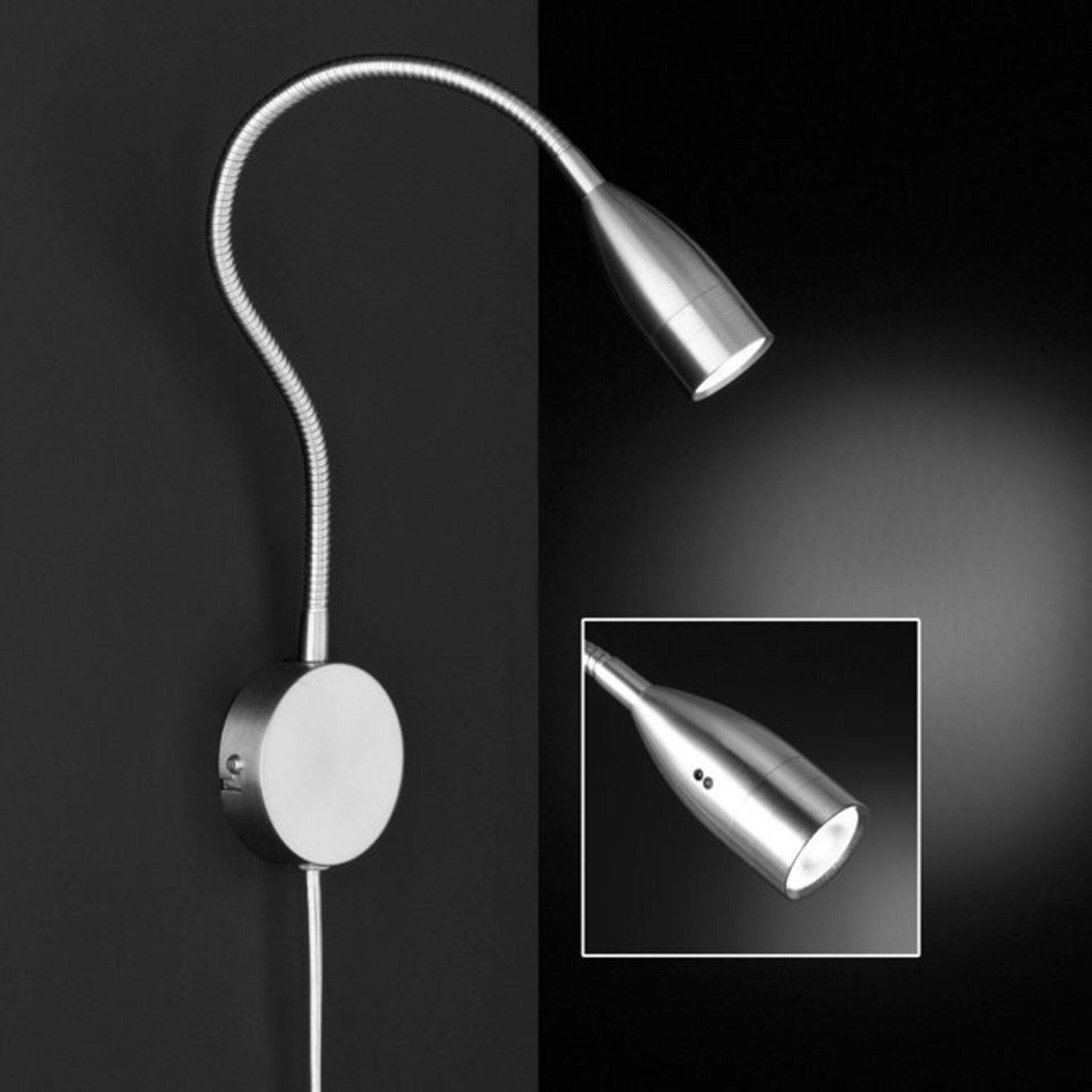 Wandleuchte Sten Fischer-Honsel Metall 8 x 45 x 57 cm