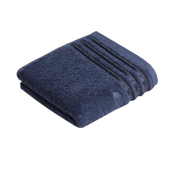 Handtuch Vossen Textil 483 aubergine