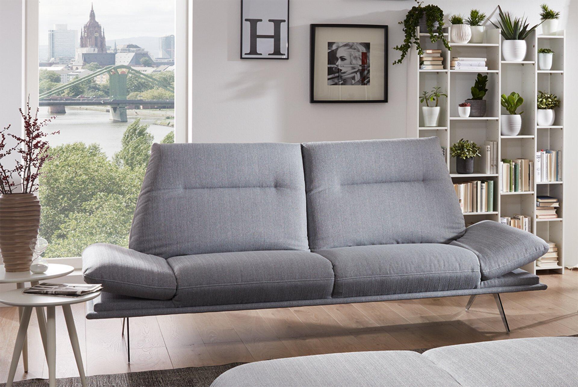Sofa 2-Sitzer VONOS Vito Textil 99 x 231 cm